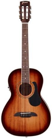 Framus FR FP 14 M VS E Legado Parlor Guitarra mit Fishman PU ...