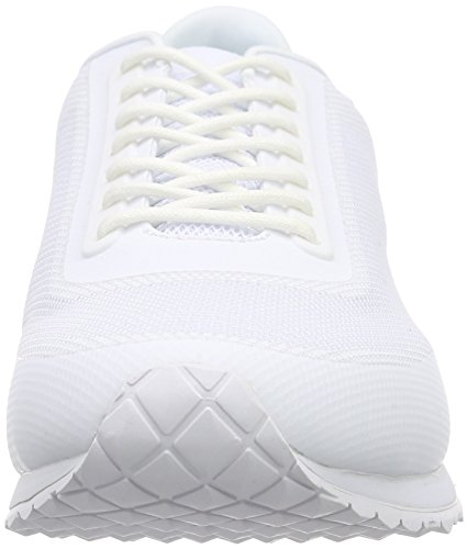 Lacoste 116 Runner 001 SPW Sneakers 3 Damen White Weiß Helaine rrpnwxCEB