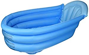Bestway 8321065 - Piscina infantil bañera bebe 79x51x33 cm, colores aleatorios