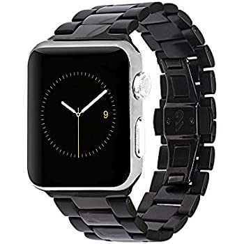 f3df1639e130e Case-Mate - Metal Linked Band - 42mm 44mm Stainless Steel Apple Watch Band -