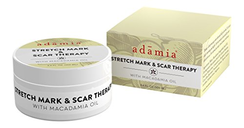 Adamia Stretch Mark and Scar Therapy with Macadamia Nut Oil