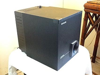 amazon com aiwa ts w35 powered subwoofer active speaker system 41 w rh amazon com PV Diagram Refrigerator T-s Diagram Carnot