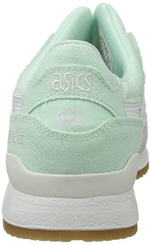 Asics Gel-Lyte III, Scarpe da Ginnastica Basse Donna, Multicolore (Bay/White), 42 EU