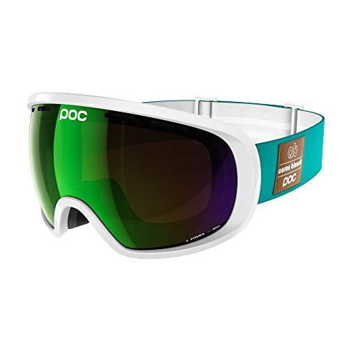 POC Fovea Blunck Edition Goggle, Hydrogen White, ONE Size