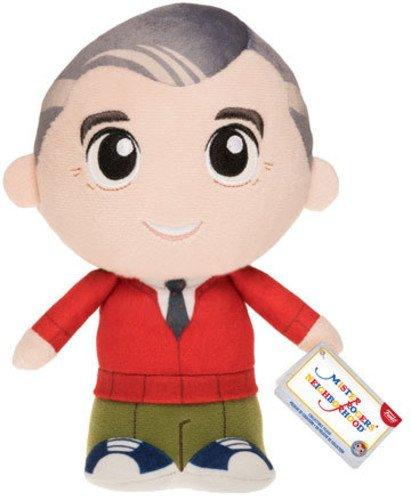 Funko Super Cute Plush: Mr Neighborhood Mister Rogers Collectible Figure, Multicolor