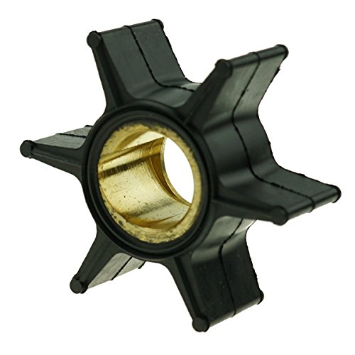 - GHmarine New Water Pump Impeller for Johnson Evinrude OMC 395289 18-3051 500370 9-45200