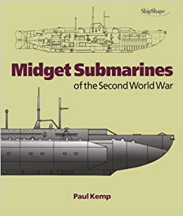 Midget second submarine war world