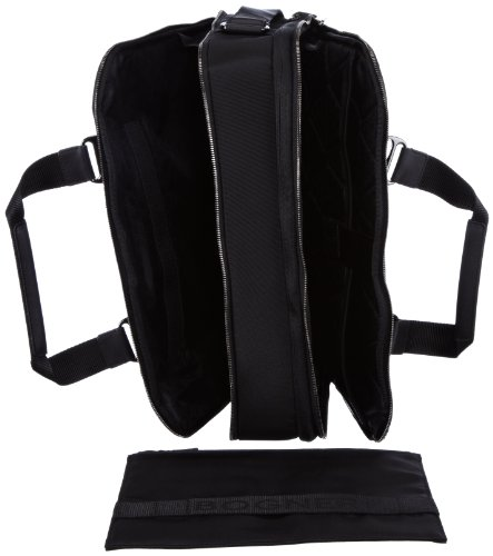 Bogner Bolso bandolera LAPTOP BAG M Schwarz (black 001)
