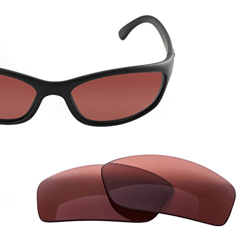 LenzFlip Polarized Replacement Lenses for Ray Ban RB4115 Fast & Furious- Rose - Ray Rose Bans