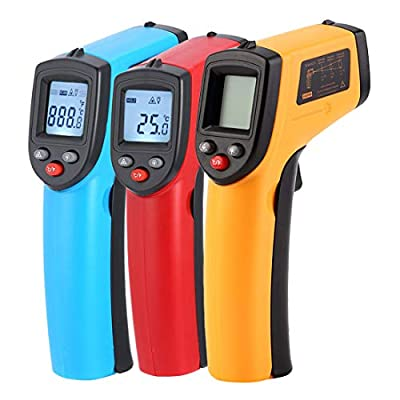 Infrared Thermometer?Digital Thermometer?-50~380c Gm320 Non Contact Pyrometer Ir Laser Temperature Meter Gun