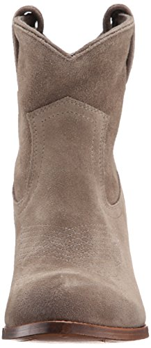 mujeres corto occidental de Dark para Botas las Frye Grey Ilana BTqW4AScPw