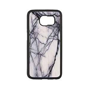 Custom DIY Case Marble Pattern Picture For Samsung Galaxy S6 SM-G920 APPL8256854