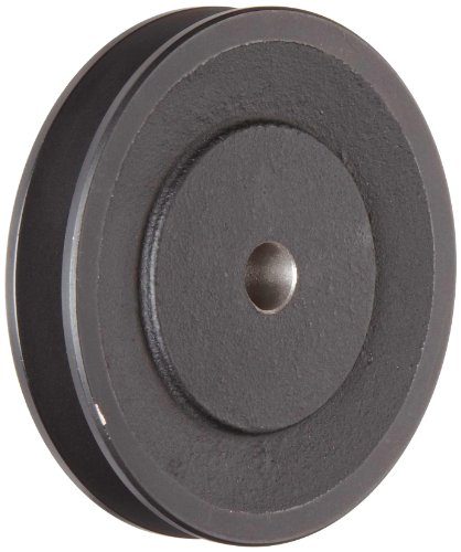 Martin-FHP-Sheave-BS-3L4L-Belt-Section-1-Groove-Class-30-Gray-Cast-Iron