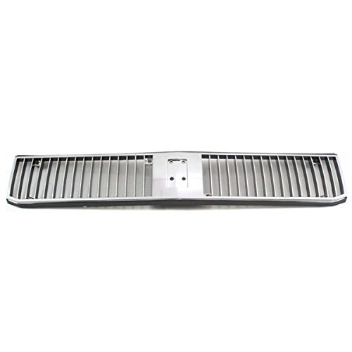 93 94 95 96 Cutlass - Koolzap For NEW 93-96 Olds Ciera Front Grill Grille Assembly Chrome/Black GM1200403 10205025