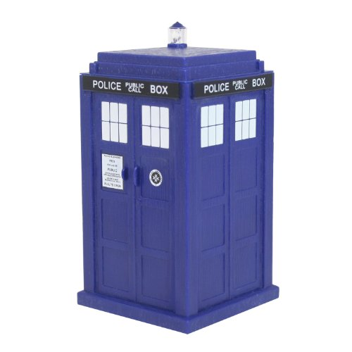Doctor Who - Wind up Tardis by Bluw (Image #1)