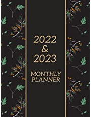 2022-2023 Monthly Planner: 2 Year Monthly Planner Calendar Schedule Organizer, January 2022 to December 2023 Two Year Planner Organizer, 24 Months Planner