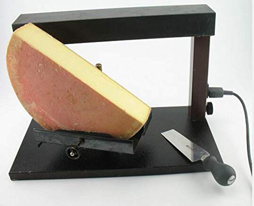 Zz Pro Commercial Cheese Melter Popular Swiss Dish Maker Raclette Demi Melting Machine 650 Watt Quick heating Anti-rusting by Zz Pro (Image #2)