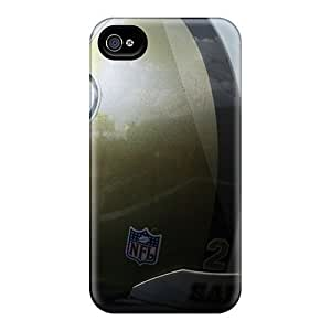 Noar-Diy cell phone case cover With Fashionable Look For FiKUWPkj6IV Iphone 4/4s - New Orleans Saints