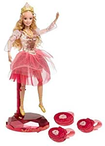 """Barbie in The 12 Dancing Princesses: Interactive Princess Genevieve """"Let's Dance"""" Doll"""