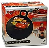 Ddi - Disney Cars 15'' Inflatable Hopper Ball (1 pack of 6 items)