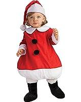 Jolly Santa Claus Toddler Costume