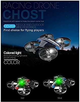 HGLRC APEX Tiny Whoop Mini Drone Remote Controller Helicopter 6 Axis Gyro Micro with Headless Mode Hold Altitude for Kids Children Toys Easy Ready to Fly Aircraft by HGLRC