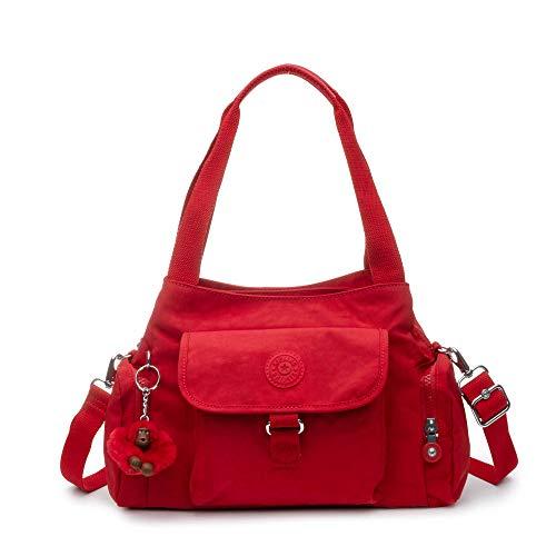 Kipling Felix Large Handbag Cherry Tonal
