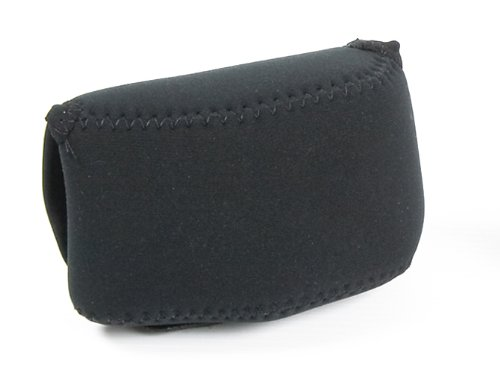 Micro Camera Pouch - OP/TECH USA Soft Pouch Digital D-Micro (Black)