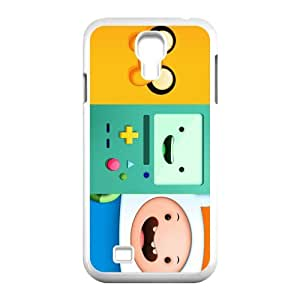 Funny Cartoon Adventure Time Hard Plastic Back Protective Case for Samsung Galaxy S4 I9500 FC-3