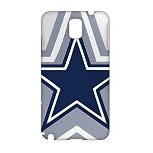 dallas cowboys 3D Phone Case for Samsung NOTE 3