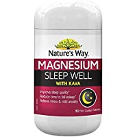 Nature's Way Magnesium Sleep Well 60 Tablets