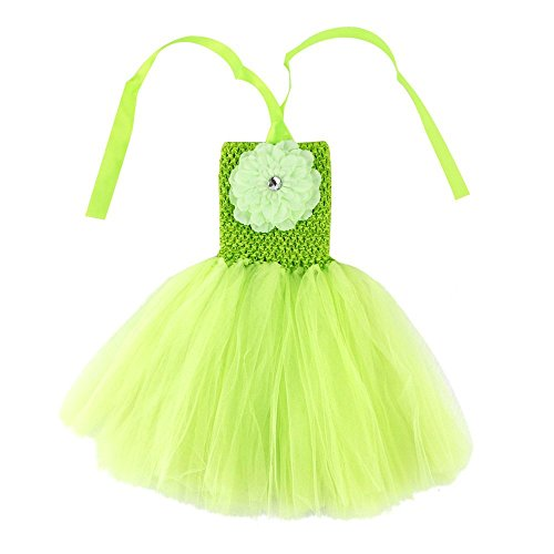 Wennikids Girls Crochet Pettiskirt Flower