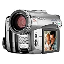 Canon Optura 50 MiniDV Camcorder w/10x Optical Zoom (Discontinued by Manufacturer)