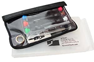 Silverhill Tools ATKU01 - Juego de herramientas para Nintendo, PS3, Xbox 360