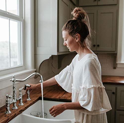 best 2 handle kitchen faucets