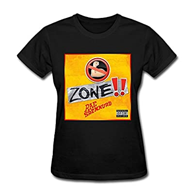 Vansty Rae Sremmurd Zone 100% Cotton T Shirt For Women