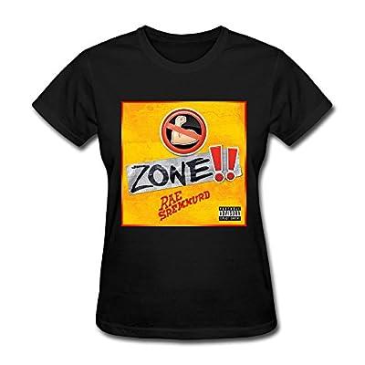 Vansty Rae Sremmurd Zone 100% Cotton T Shirt For Women