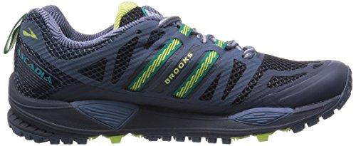 Brooks W Cascadia 10, Women's Running Ombre Blue/Sterling/Lapise