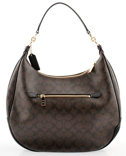 906ede0911 HARLEY HOBO IN SIGNATURE (COACH F38300) (F38300 IMAA8) - Import It All
