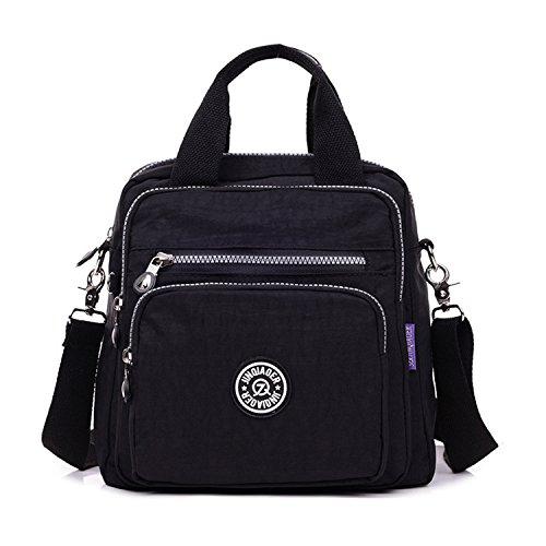 tianhengyi-girls-multifunction-water-resistant-nylon-top-handle-handbag-crossbody-satchel-purse-back
