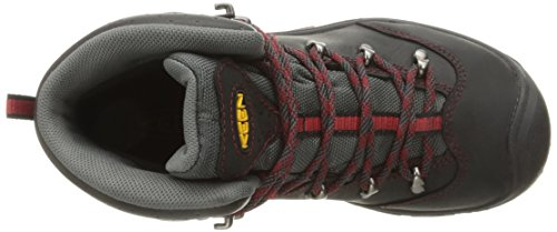 Keen Torino MID WP Youth black/red dahlia