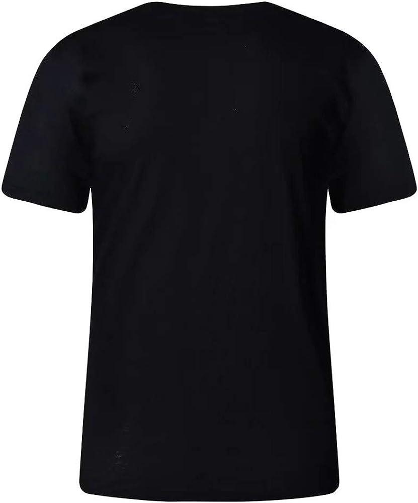 DEELIN Hombre Camiseta Camisas De Hombre Camisas Hombre Manga Corta Camisas Hombre Manga Corta Casual Camisas Hawaianas Camisas Hombre Verano: Amazon.es: Ropa y accesorios