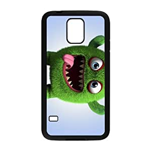 C-Y-F- Cartoon Smile Face Phone Case For Samsung Galaxy S5 i9600 [Pattern-5]