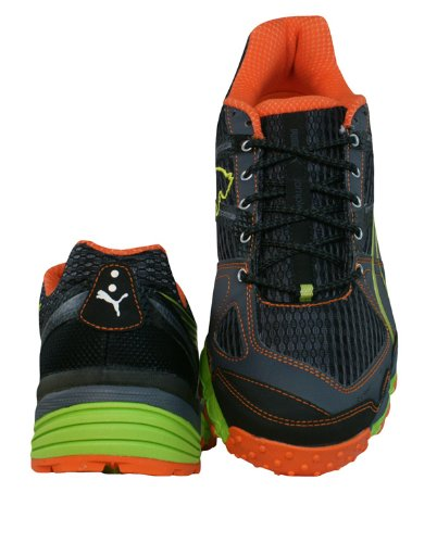 Black Shoes Puma Complete Puma 4 Complete Mens Trailfox 4 Running sneakers Trailfox w1pPvWtnqU
