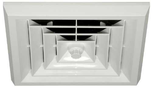 QUICK CONNECT HT-GB-S1BD Ceiling Diffuser with Register -