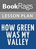 Lesson Plans How Green Was My Valley