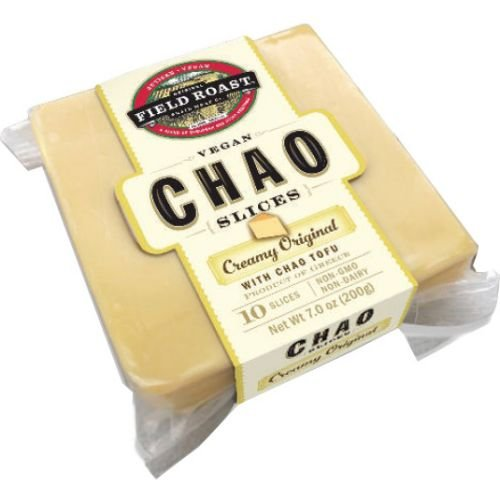 Field Roast Creamy Original with Chao Tofu Chao Slice, 7 Ounce - 12 per case.