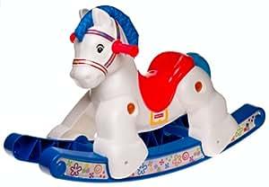 Fisher-Price Brilliant Basics Musical Rocking Pony