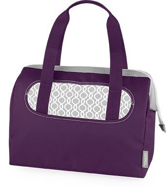 Thermos Lunch Cambria Duffle Purple