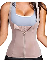 Waist Trainer Corset for Weight Loss Tummy Control Sport...
